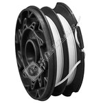 Grass Trimmer Dual Line and Spool