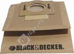 Single Vacuum Cleaner Paper Bag