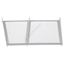 White Knight (Crosslee) Tumble Dryer Lint Filter - ES481837