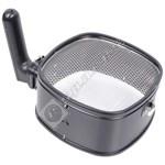 Fryer Basket Black
