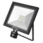 Lyvia 50W LED Slim PIR Floodlight