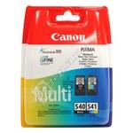 Genuine PG-540/CL-541 Dualpack Black & Colour Ink Cartridges - 5225B006AA