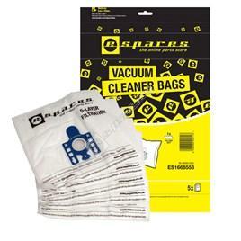 Miele GN Vacuum Bag & Filter Set - Pack of 5 - ES1668553