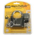 Rolson Heavy Duty Alarm Padlock