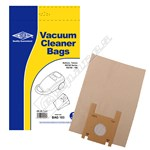 Electruepart BAG183 Rowenta Z455 Vacuum Dust Bags - Pack of 5