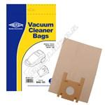 Electruepart BAG183 Rowenta Z455 Vacuum Dust Bags - Pack of 5