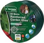 Kingfisher 50m Reinforced Garden Hose