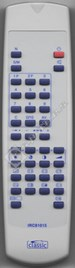 Replacement Remote Control for COLOR 5632 STEREO - ES515205