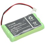 Fameart Compatible CP24NM Cordless Phone Battery