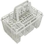 Light Grey Dishwasher Cutlery Basket