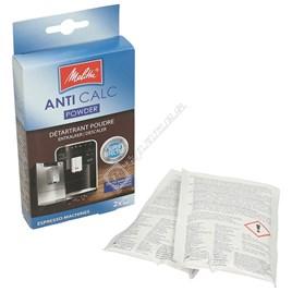 Melitta Automatic Coffee Machines Anti-Calc Powder – Pack of 2 - ES1777377