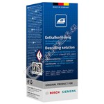 Bosch Irons and Steam Stations Descaling Solution - 4 x 25ml