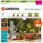 Gardena Micro-Drip-System Automatic Plant Pot Irrigation Starter Set (M)