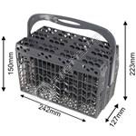 Universal Dishwasher Cutlery Basket