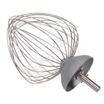 Major Balloon 12 Wire Whisk Aluminium - New Circlip Shaft