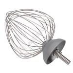 Major Balloon 12 Wire Whisk Aluminium - New Circlip Shaft