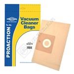 Electruepart BAG274 Proaction Vacuum Dust Bags (FJ Type) - Pack of 5