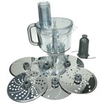 Kitchen Machine High Speed Food Processor Attachment - KAH647PL (Chef/Major)