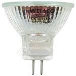 Wellco 5W MR11 Spotlight Halogen Bulb - Warm White