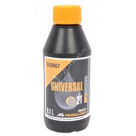 Universal Outdoor Accessories OLO007 Mini-Shot 2 Stroke LS Oil - 100ml - ES1061022