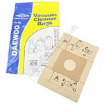 BAG149 VCB005 Vacuum Dust Bags - Pack of 5