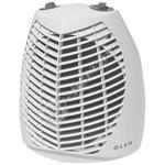 Glen GU2TS Upright Fan Heater