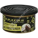 eSpares Hawaiian Coconut Car Air Freshener